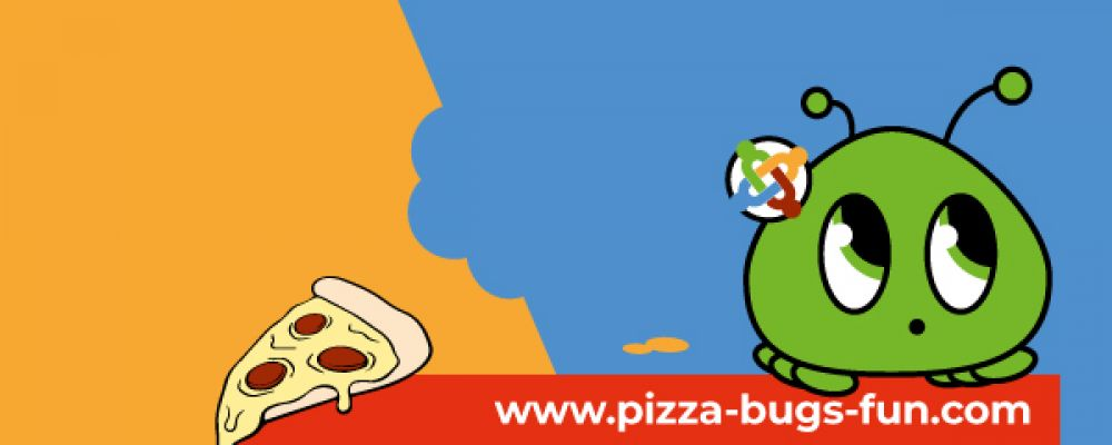 Pizza, Bugs and Fun, 19.10.2019